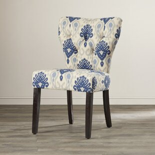 Lianna Side Chair by Bungalow Rose