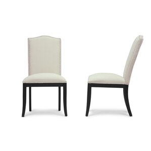 Calla Parsons Chair (Set of 2) by Latitude Run