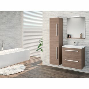 Trevor 600mm Wall Hung Single Vanity By Belfry Bathroom