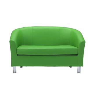 Tub 3 Seater Loveseat By Symple Stuff
