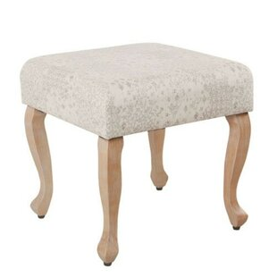 Cathleen Square Shaped Ottoman by House of Hampton