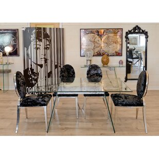 Dining Set With 4 Chairs By Willa Arlo Interiors
