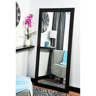 Brandt Works LLC Scratched Tall Accent Mirror