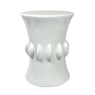 Brayden Studio Doe Ceramic Garden Stool