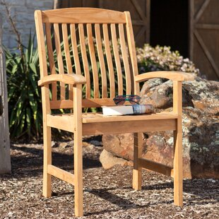Wildon Home ® Mellow Teak..