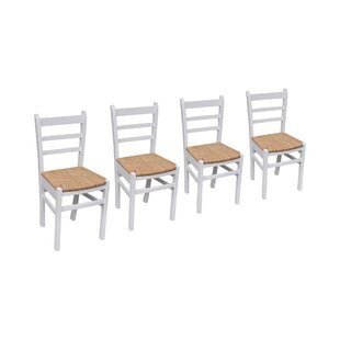 Dining Chair (Set Of 4) By August Grove