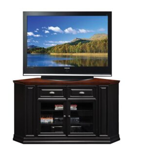 Black Cherry 62 TV Stand by Leick Furniture