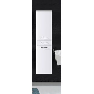 Lightfoot 40 X 160cm Tall Bathroom Cabinet By Wade Logan