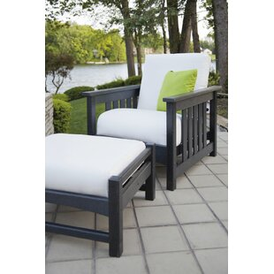 Mission 2-Piece Deep Seating Set