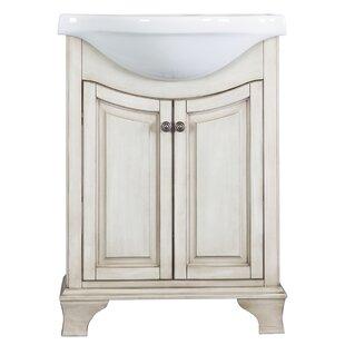 Read Reviews Alessandra 26 Single Bathroom Vanity Set ByOne Allium Way