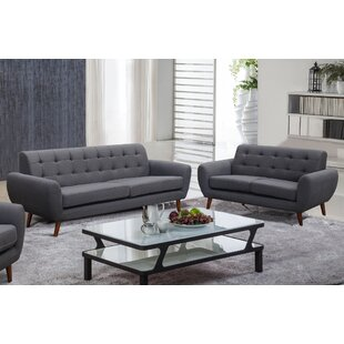 Searching for Deandre 2 Piece Living Room Set by George Oliver Reviews (2019) & Buyer's Guide