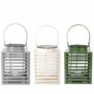 Metal Lantern (Set of 3)