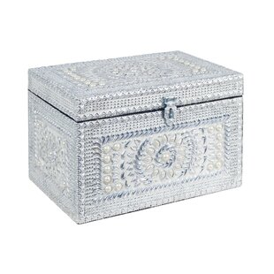 Macclesfield Agate Accent Trunk By Bloomsbury Market