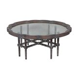 Sergey Coffee Table with Tray Top by Bayou Breeze