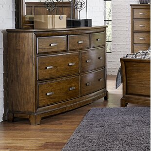 Charlton Home Shirebrook 7 Drawer Dresser