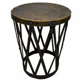 Millsboro Metal Side Table