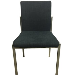 Price Check Chapell Modern Upholstered Dining Chair (Set of 2) by Orren Ellis Reviews (2019) & Buyer's Guide