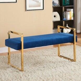 Brayden Studio Blaire Upholstered Bench