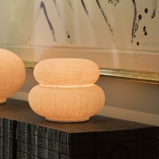 Radiant Double Knitting Ball Table Lamp