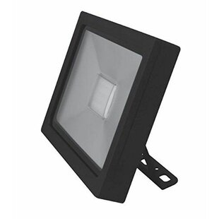 Bargain Lanham Waterproof LED Outdoor Floodlight By Symple Stuff
