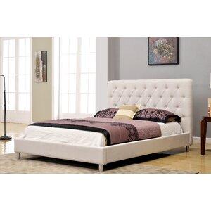 Isidora Upholstered Platform Bed