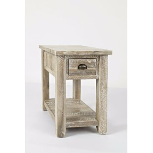 Mistana Leonora End Table with Storage