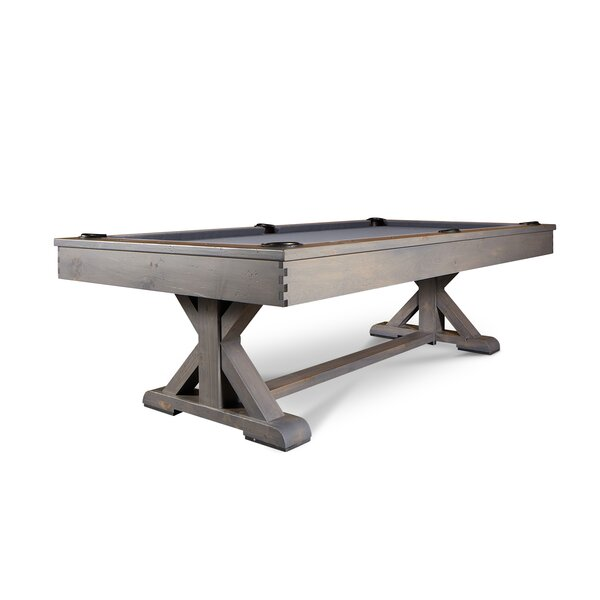 Hepburn Slate 8' Pool Table with Professional Installation Included