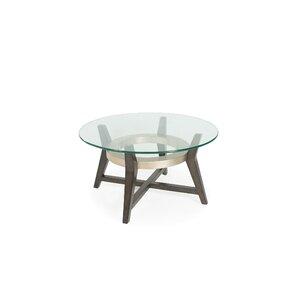 Wroblewski Round Coffee Table by Brayden Studio