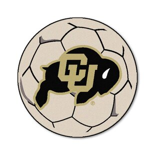 NCAA University of NCAAorado Soccer Ball By FANMATS
