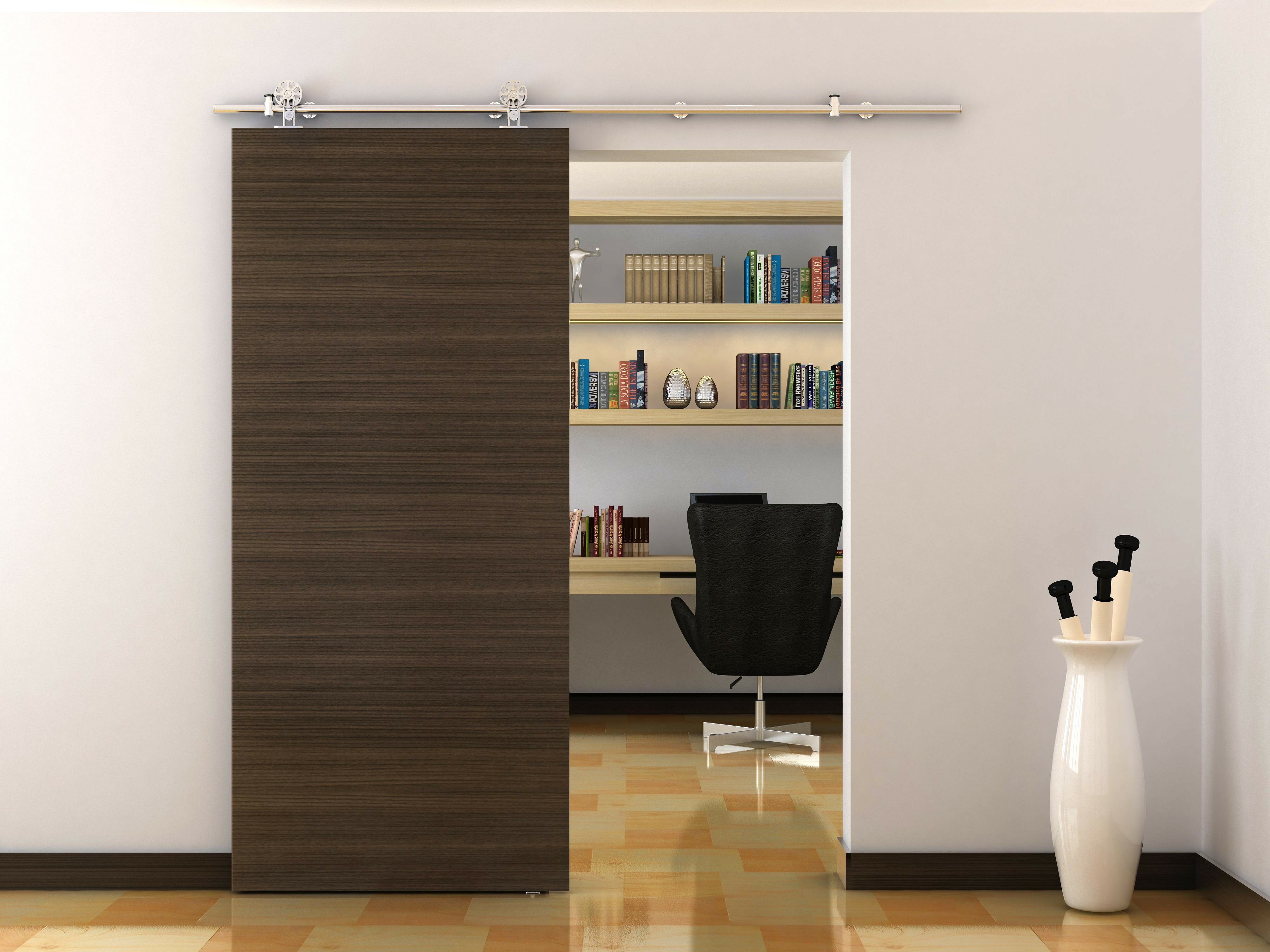 largest door barns sliding hardware furniture the barn selection residential of below