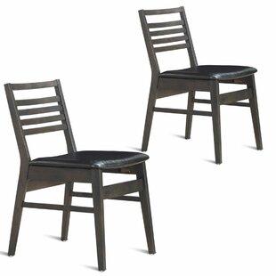 Gracie Oaks Sherrod Armless Dining Chair (Set of 2)