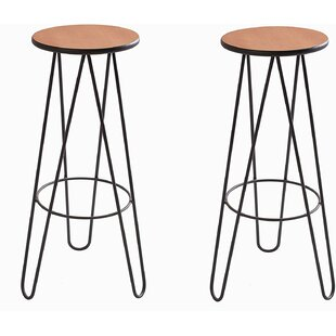 Andersonville 75cm Bar Stool (Set Of 2) By Williston Forge