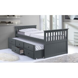 Affordable Price Marco Island Captain's Bed with Trundle Bed and Drawers By Broyhill®