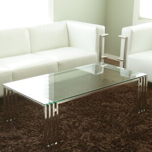 Cauley Coffee Table by Orren Ellis Great price