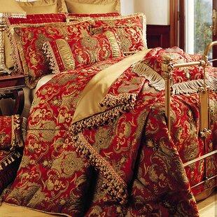 Sherry Kline China Art 5 Piece Comforter Set