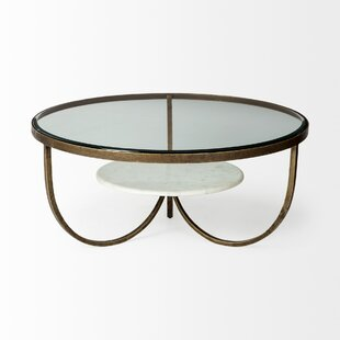 Theodore Coffee Table by Everly Quinn