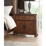Keating 2 Drawer Nightstand by Foundry Select