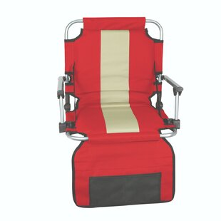 Freeport Park Talbot Stadium Seat Folding Camping Chair