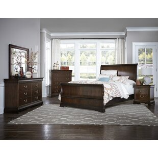 Hebden Sleigh Configurable Bedroom Set