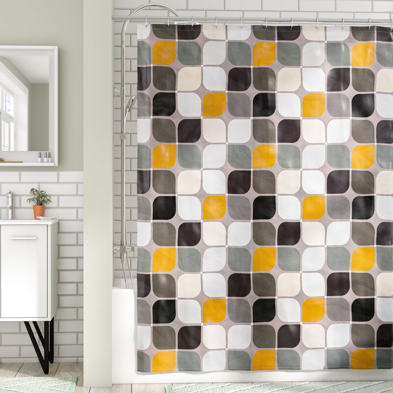 George Oliver Medford Stall Shower Curtain | Wayfair