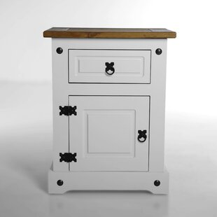 Swink 2 Drawer Nightstand by August Grove