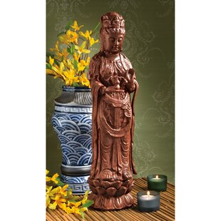 Design Toscano The Goddess Guan-Yin Statue