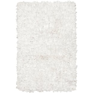 Compare Benitez White Area Rug By Ebern Designs