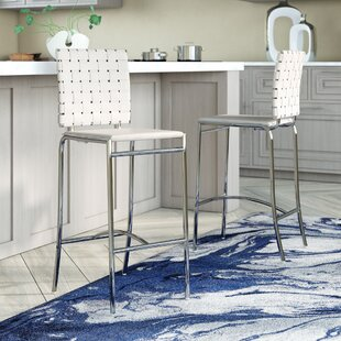 Lorena 26 Bar Stool (Set of 2) by Brayden Studio