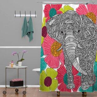 Deepak Single Shower Curtain