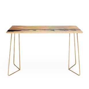Maybe Sparrow Photography Geometric Alaska Desk