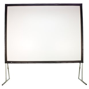 Find the perfect Matte White Fixed Frame Projection Screen By Hamilton Buhl