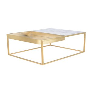 Compare prices Fareham Coffee Table By Everly Quinn