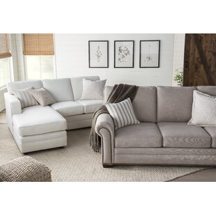 Hainesville Reversible Sectional by Three Posts No Copoun