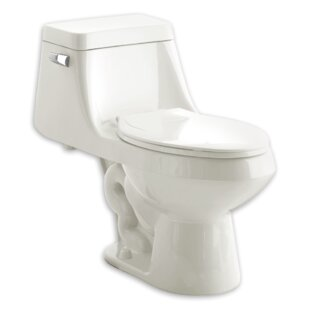 American Standard Evolution 1.6 GPF Elongated One-Piece Toilet